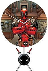 Marvel Comics - Deadpool - Clock