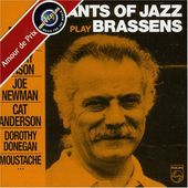 Giants of Jazz Play Brassens