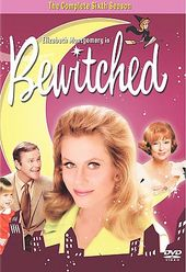 Bewitched - Complete 6th Season (4-DVD)