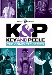 Key and Peele - Complete Series (10-DVD)