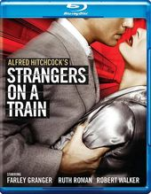 Strangers on a Train (Blu-ray)