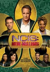 NCIS: New Orleans - 2nd Season (6-DVD)