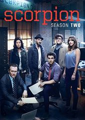 Scorpion - Season 2 (6-DVD)