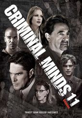 Criminal Minds - Season 11 (6-DVD)