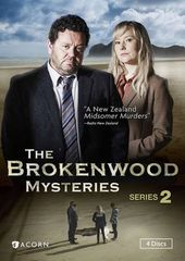 The Brokenwood Mysteries - Series 2 (4-DVD)