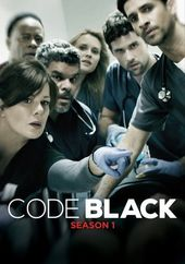 Code Black - Season 1 (5-DVD)