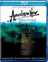 Apocalypse Now Triple Feature (Blu-ray)
