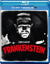 Frankenstein (Includes Digital Copy; UltraViolet)