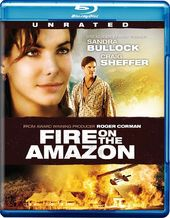 Fire on the Amazon (Blu-ray)