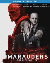 Marauders (Blu-ray)