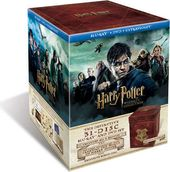 Harry Potter Wizard's Collection (Blu-ray + DVD)
