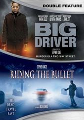 Big Driver / Riding the Bullet (2-DVD)
