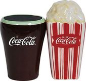 Coca-Cola - Soda Pop & Popcorn - Salt & Pepper