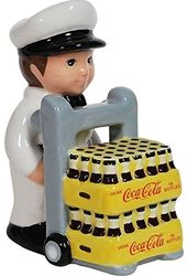 Coca-Cola - Delivery Guy - Salt & Pepper Shakers