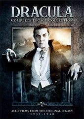 Dracula - Complete Legacy Collection (4-DVD)