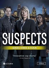 Suspects - Series 3 & 4 (2-DVD)