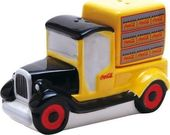 Coca-Cola - Delivery Truck & Bottles - Salt &