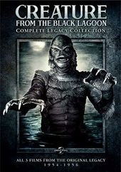 Creature from the Black Lagoon - Complete Legacy