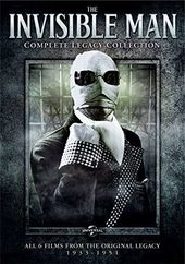 The Invisible Man - Complete Legacy Collection