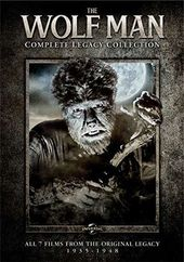 The Wolf Man - Complete Legacy Collection (4-DVD)