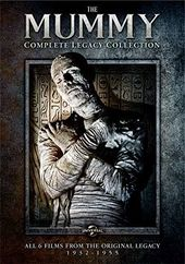 The Mummy - Complete Legacy Collection (3-DVD)