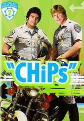 CHiPs - Complete 2nd Season (6-DVD)
