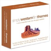 Simply Western Film Themes (4-CD)