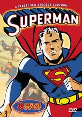 Superman (8 Animated Episodes, 1942-1944)