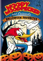 Woody Woodpecker and Friends: Halloween Favorites