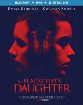 The Blackcoat's Daughter (Blu-ray + DVD)