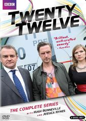 Twenty Twelve - Complete Series (2-DVD)