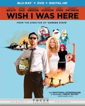 Wish I Was Here (Blu-ray + DVD)
