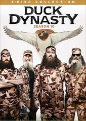 Duck Dynasty - Season 10 (3-DVD)