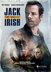 Jack Irish: The Movies (2-DVD)