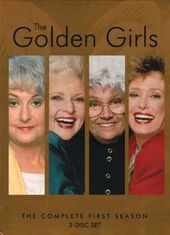 The Golden Girls - Complete 1st Season (3-DVD)