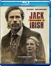 Jack Irish - Season 1 (Blu-ray)