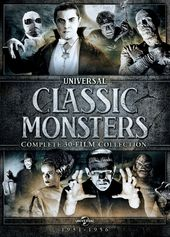 Universal Classic Monsters - Complete 30-Film