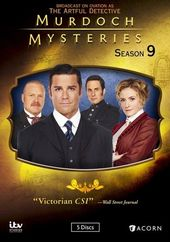 Murdoch Mysteries - Season 9 (5-DVD)