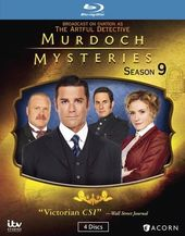 Murdoch Mysteries - Season 9 (Blu-ray)