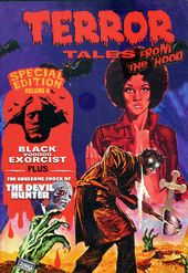 Terror Tales, Volume 4 - From the Hood: Black