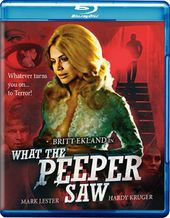What the Peeper Saw (Blu-ray)