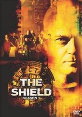 The Shield - Complete 1st Season (4-DVD)