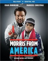 Morris from America (Blu-ray)