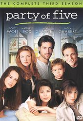 Party of Five - Complete 3rd Season (5-DVD)