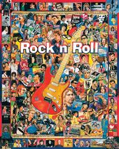 Rock & Roll - 1000 Piece Puzzle