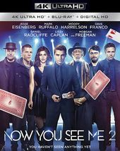 Now You See Me 2 (Includes Digital Copy, 4K Ultra