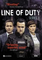 Line of Duty - Series 3 (3-DVD)
