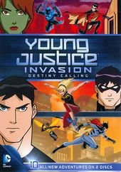 Young Justice: Invasion - Destiny Calling (2-DVD)