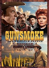 Gunsmoke - 12th Season, Volume 1 (4-DVD)