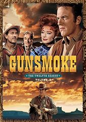 Gunsmoke - 12th Season, Volume 2 (4-DVD)